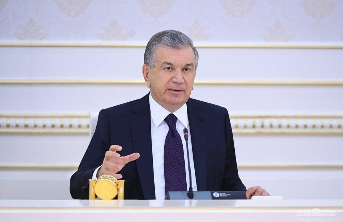 Шавкат Мирзиёев обсудил экономический рост в регионах страны