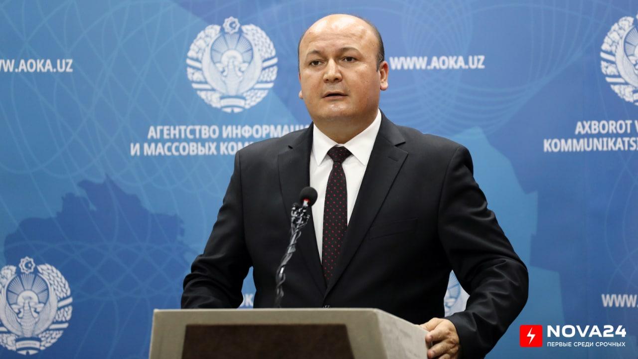 «В Узбекистане пока нет второй дозы вакцины «Спутник V», – Ботир Курбонов
