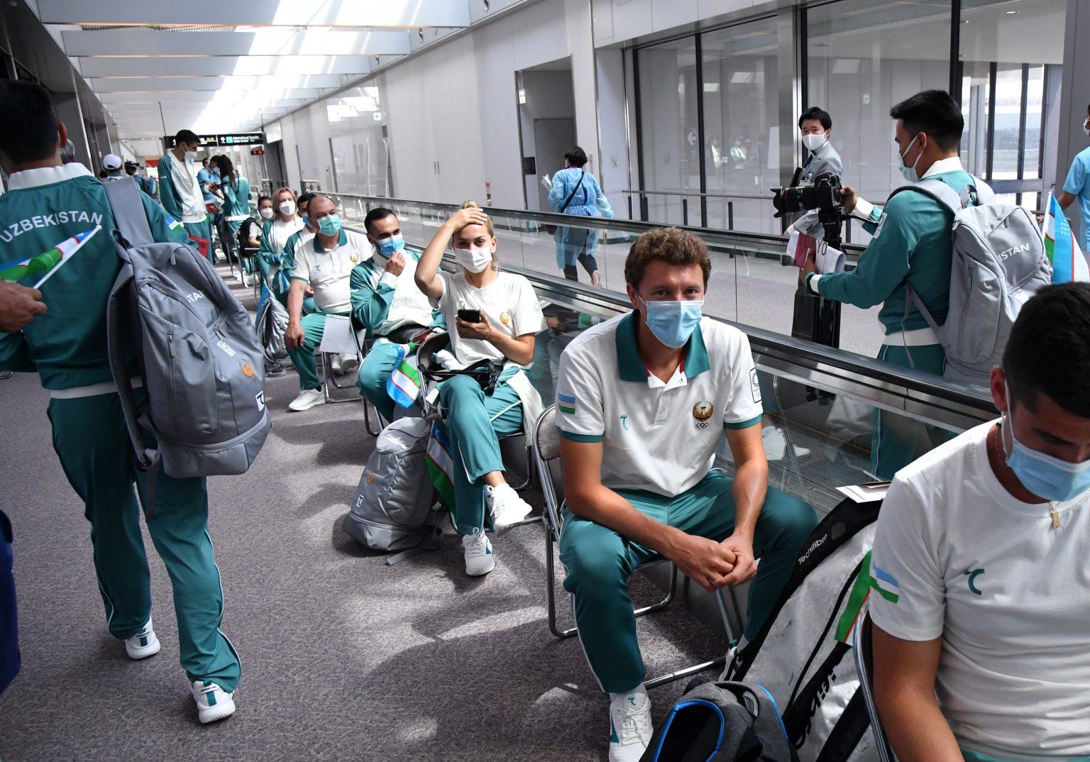 Узбекистан попал ТОП-5 в рейтинге образов олимпийских сборных