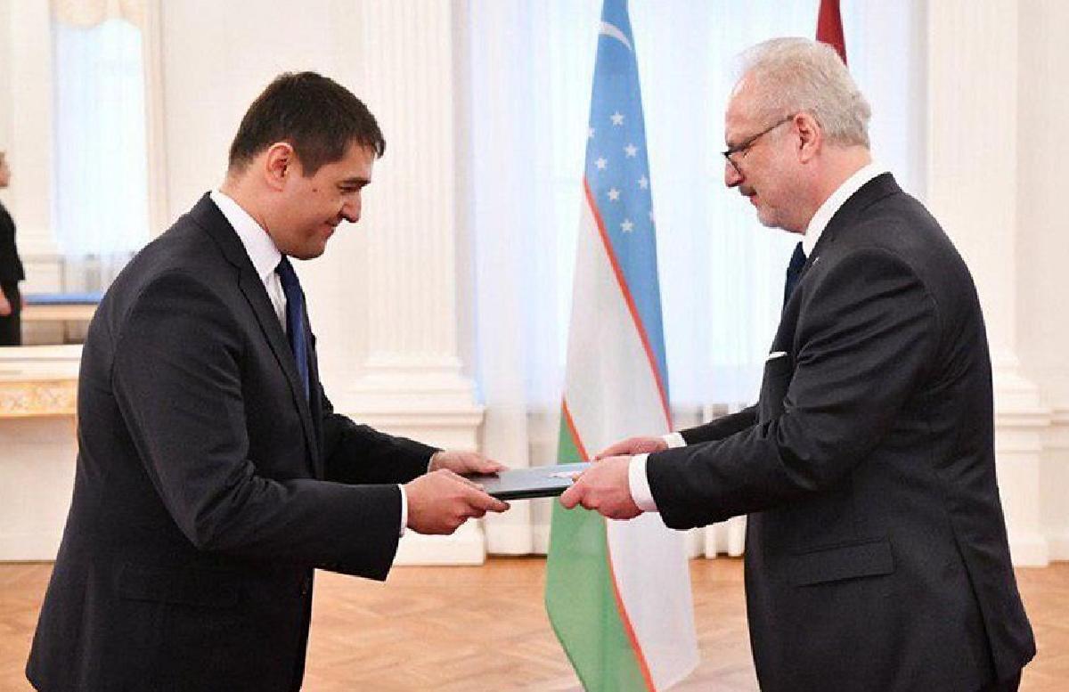 Латвия поможет Узбекистану внедрить цифровые технологий