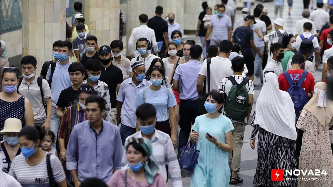 В Узбекистане за сутки вакцинировались более 300 тысяч человек