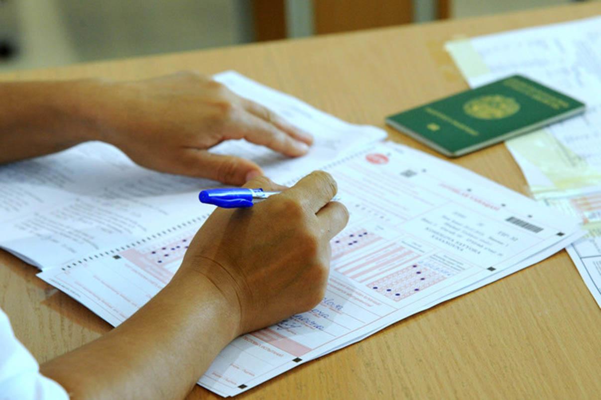 Госцентр тестирования прокомментировал распространившиеся в сети вопросы варианта для экзамена в вузы