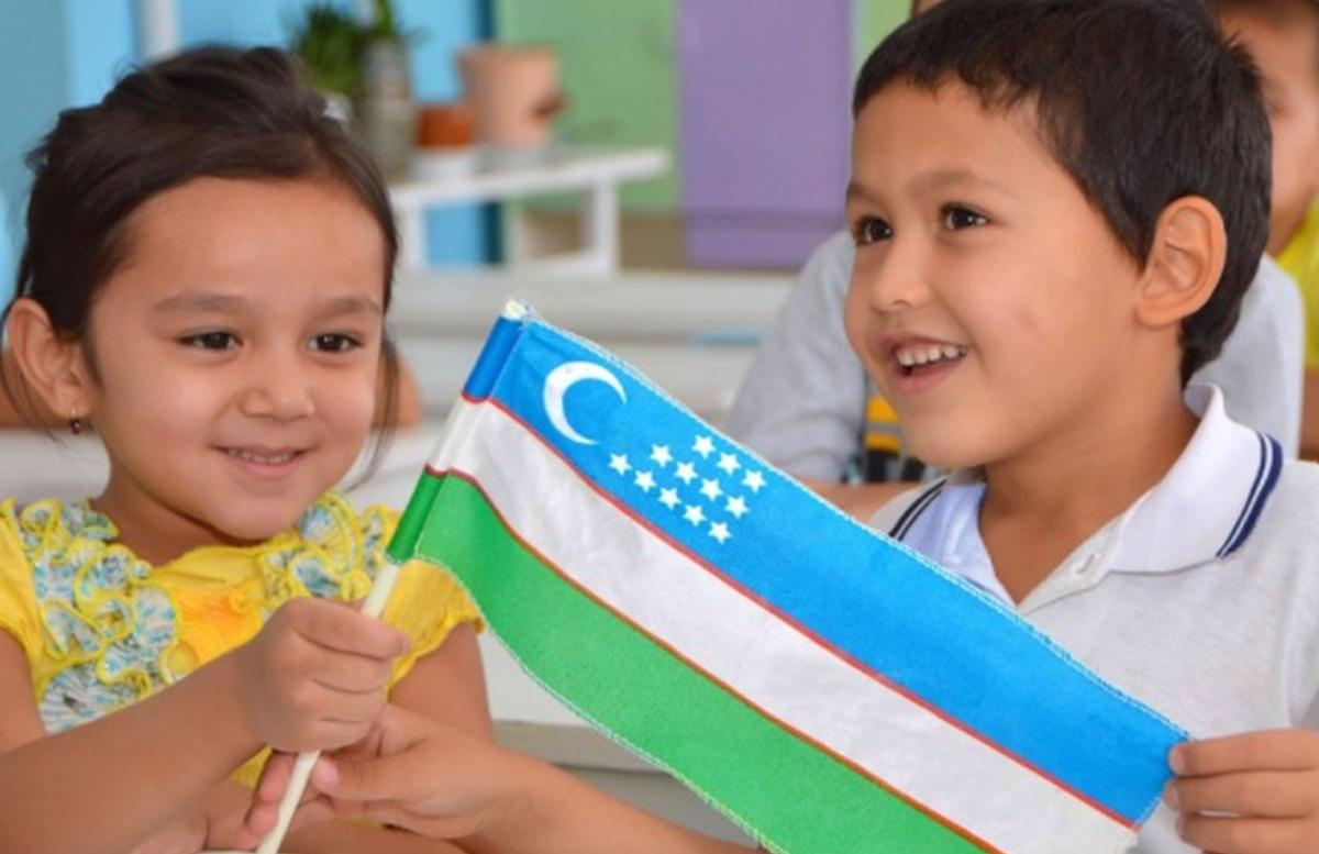 Иностранцы профинансируют развитие дошкольного образования Узбекистана на десятки миллионов долларов