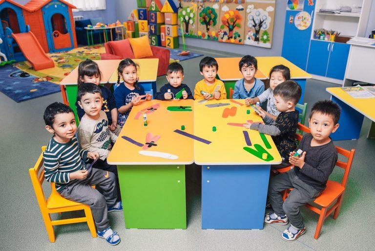 Стало известно, на сколько увеличилось количество детсадов за последние четыре года в Узбекистане
