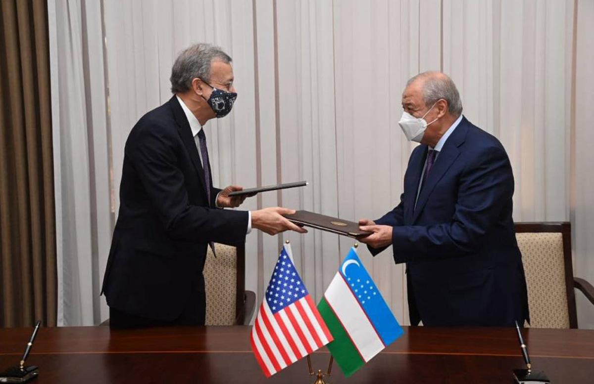 Узбекистан и США будут сотрудничать в борьбе с преступностью