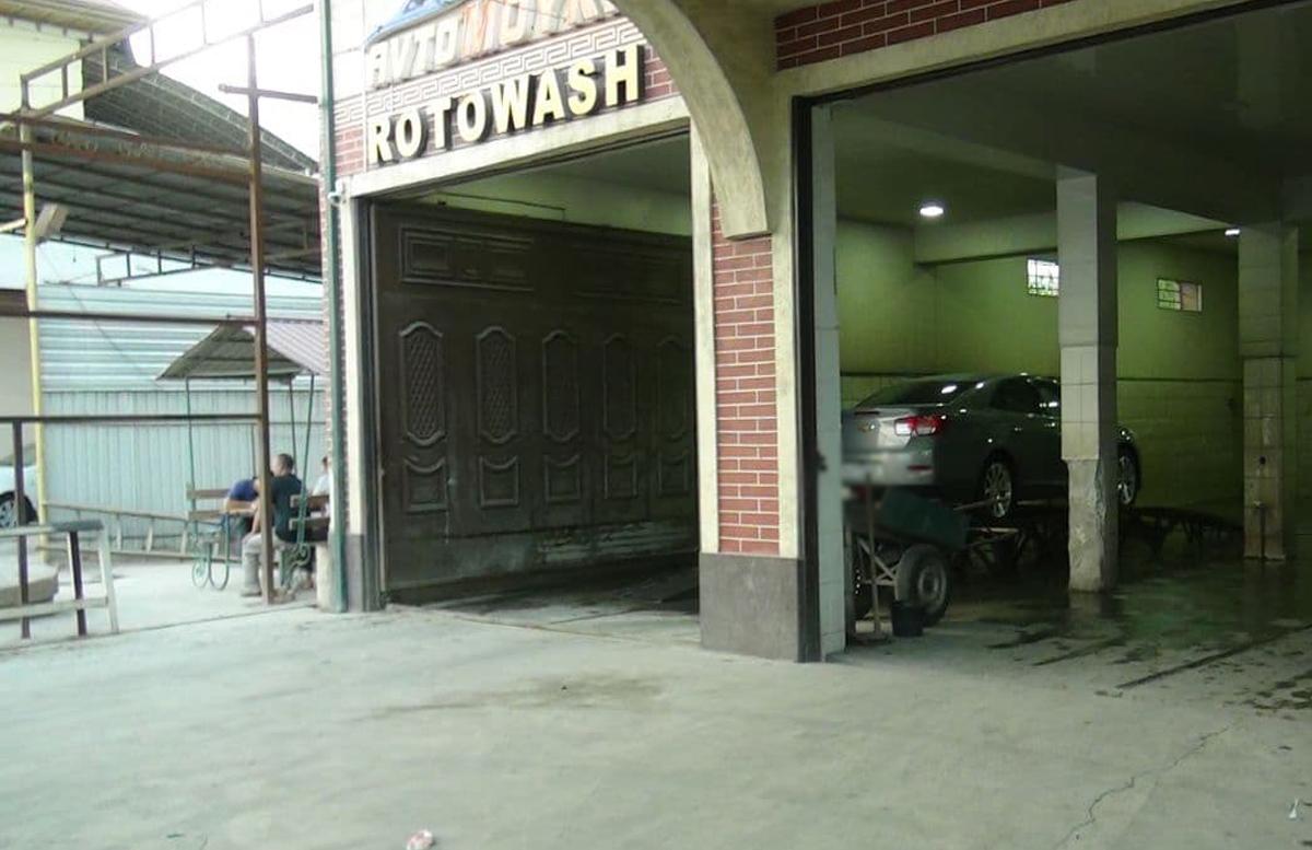 «Вымыл и поехал»: В Намангане работник автомойки угнал Malibu