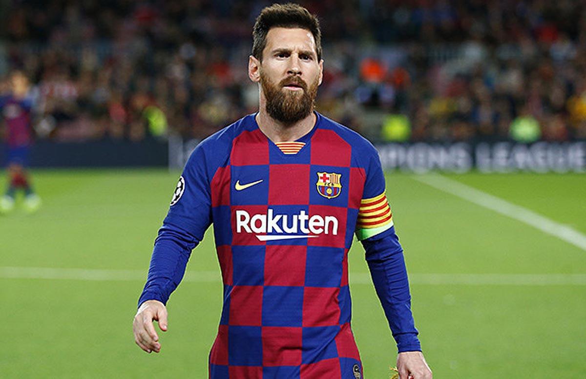 «Барселона» объявила об уходе Лионеля Месси