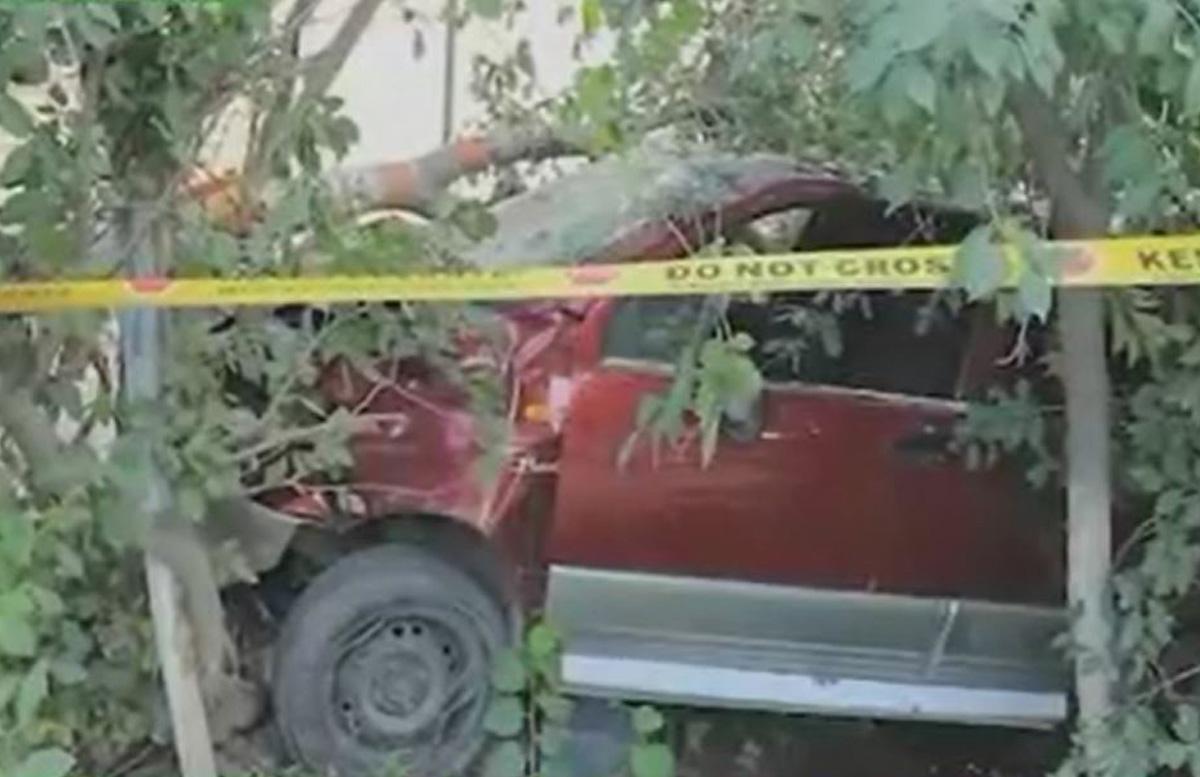 В Фергане Matiz выехал на встречку, врезался в Nexia и насмерть сбил 13-летнюю девочку