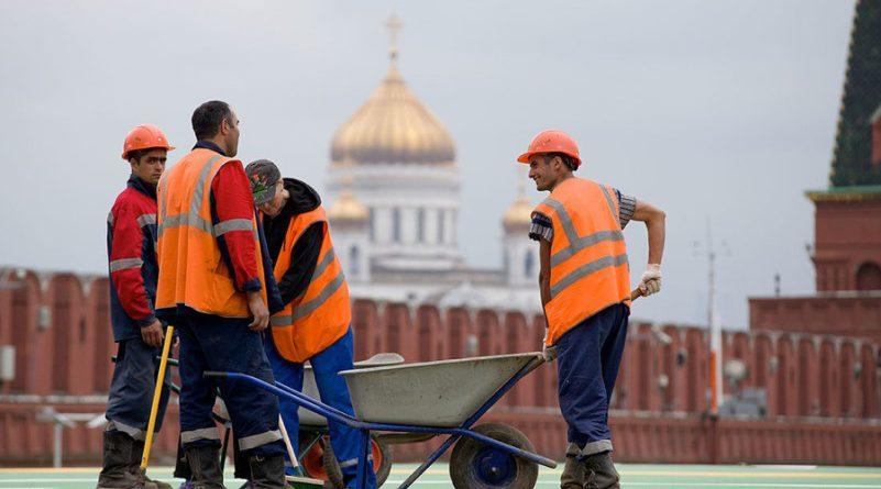 В МВД России отметили рост случаев массовых драк среди мигрантов
