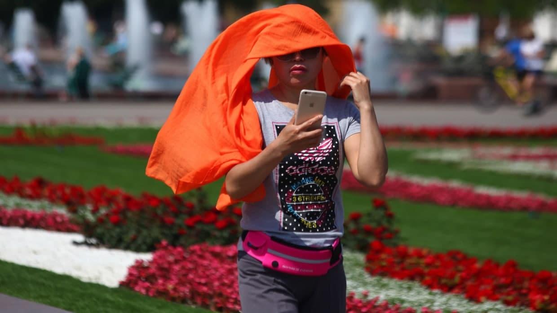 На предстоящих выходных узбекистанцев снова ожидает жаркая погода