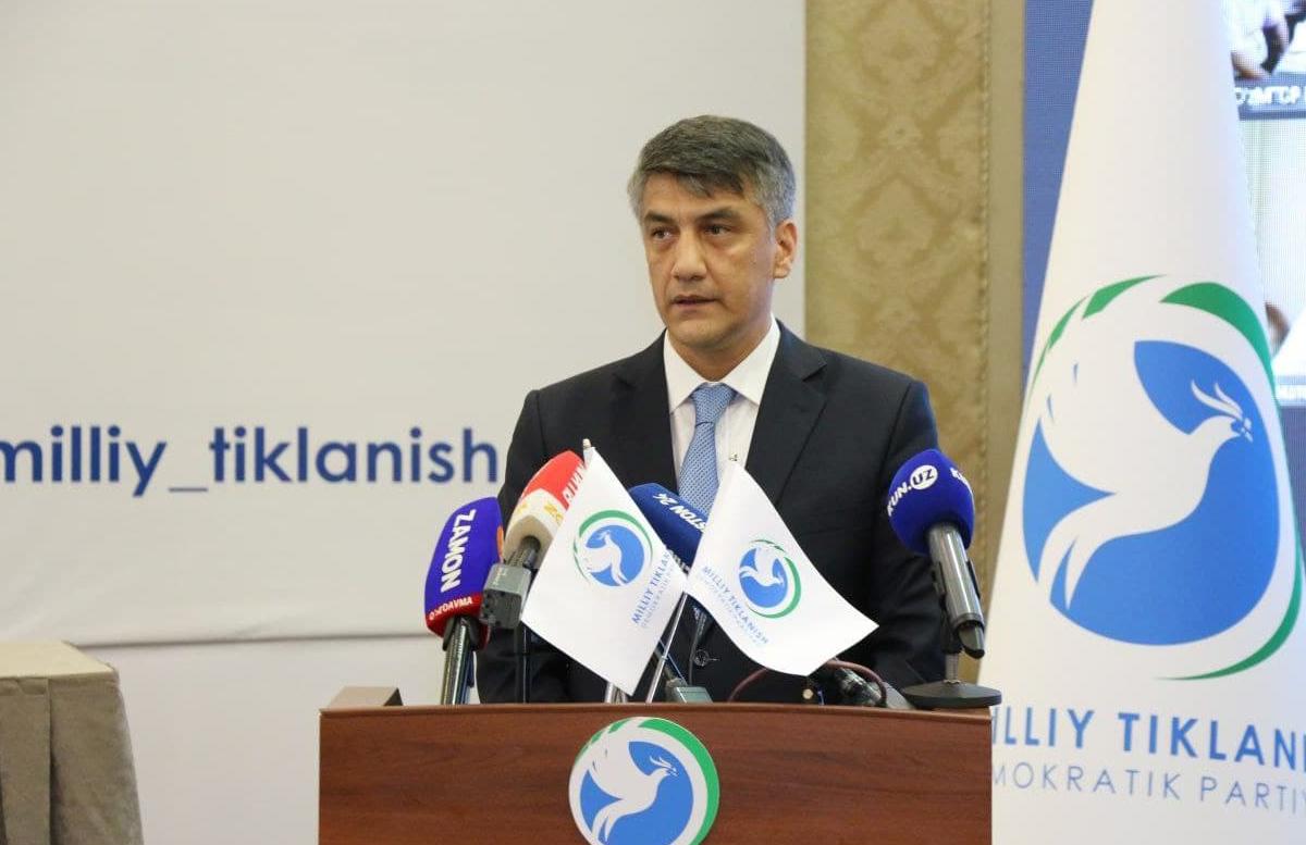 «Наше намерение — победить», — Алишер Кадыров о грядущих выборах