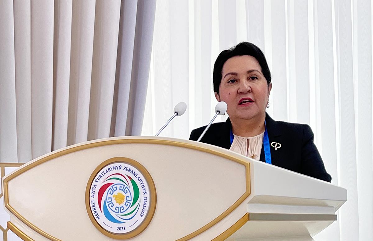 Узбекистан намерен превратить Диалог женщин-лидеров в новую платформу для консультации, — Танзила Нарбаева