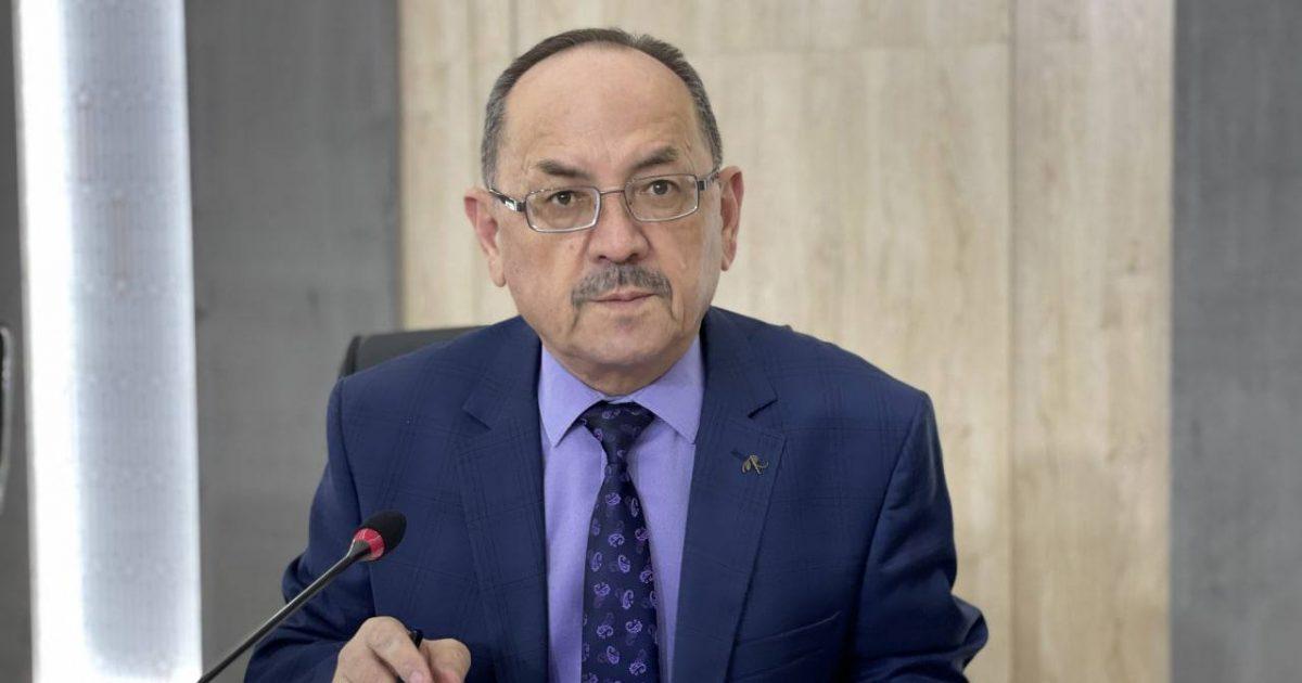 Нурмат Отабеков прокомментировал информацию о переносе вакцинации второй и третьей дозой ZF-UZ-VAC-2001