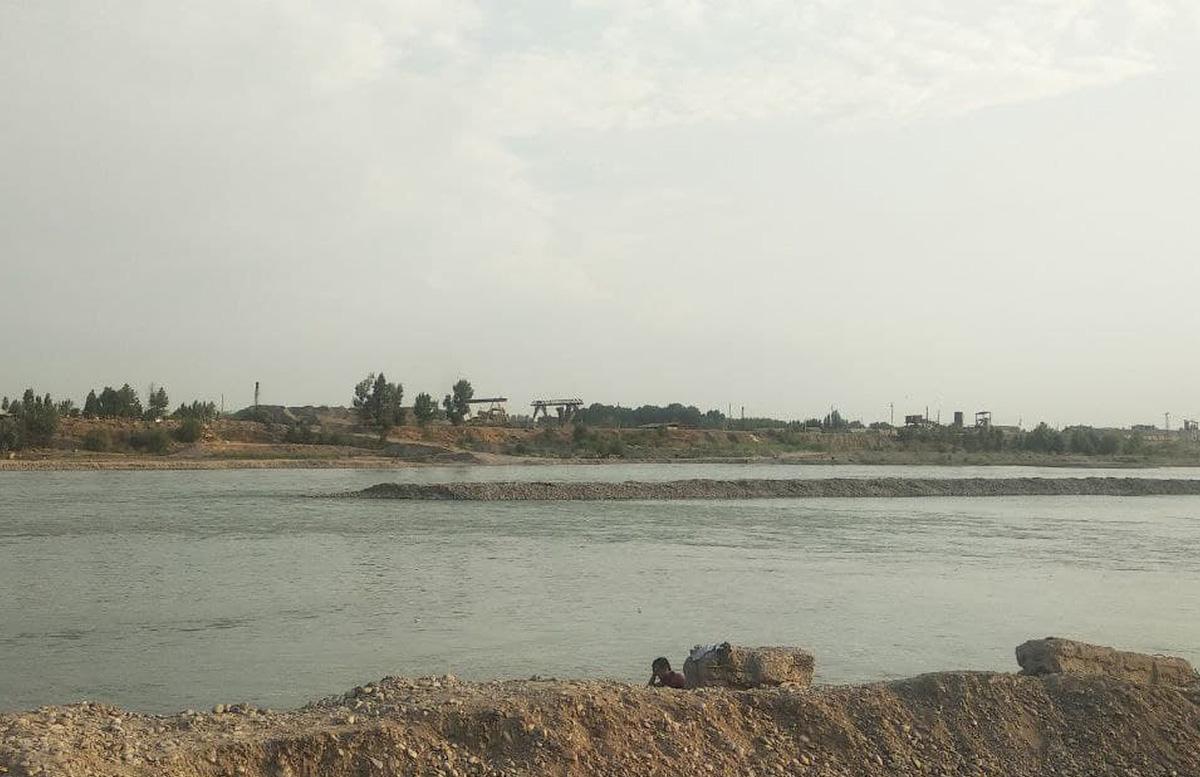 В Намангане 13-летний мальчик утонул в реке