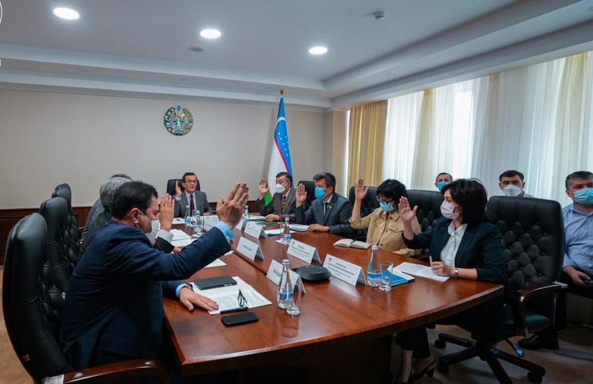 В Узбекистане сформировано 14 избирательных округов по президентским выборам