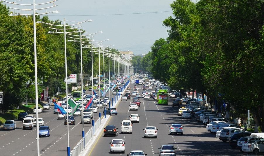 В столице по случаю встречи сборной Узбекистана из Токио перекроют ряд дорог — карта