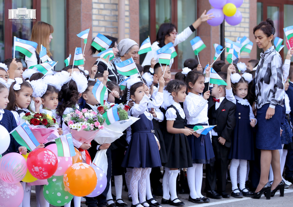 В Узбекистане объявили, как школьники начнут обучение в новом учебном году