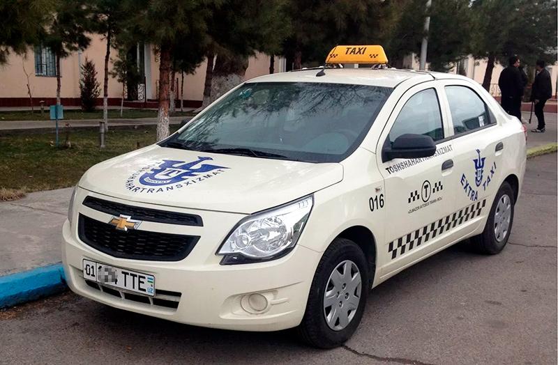 Выяснилось, какую сумму будут платить таксисты при открытии ИП