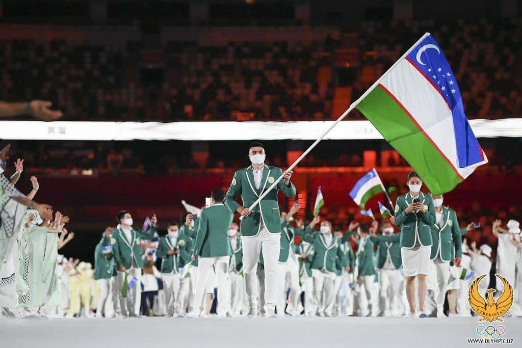 Узбекская Олимпийская делегация вернётся домой 9 августа — карта маршрута