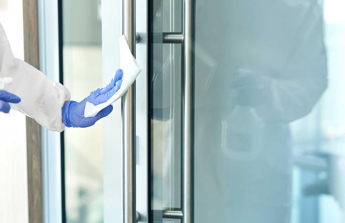 Коронавирус может продолжительное время жить в пыли