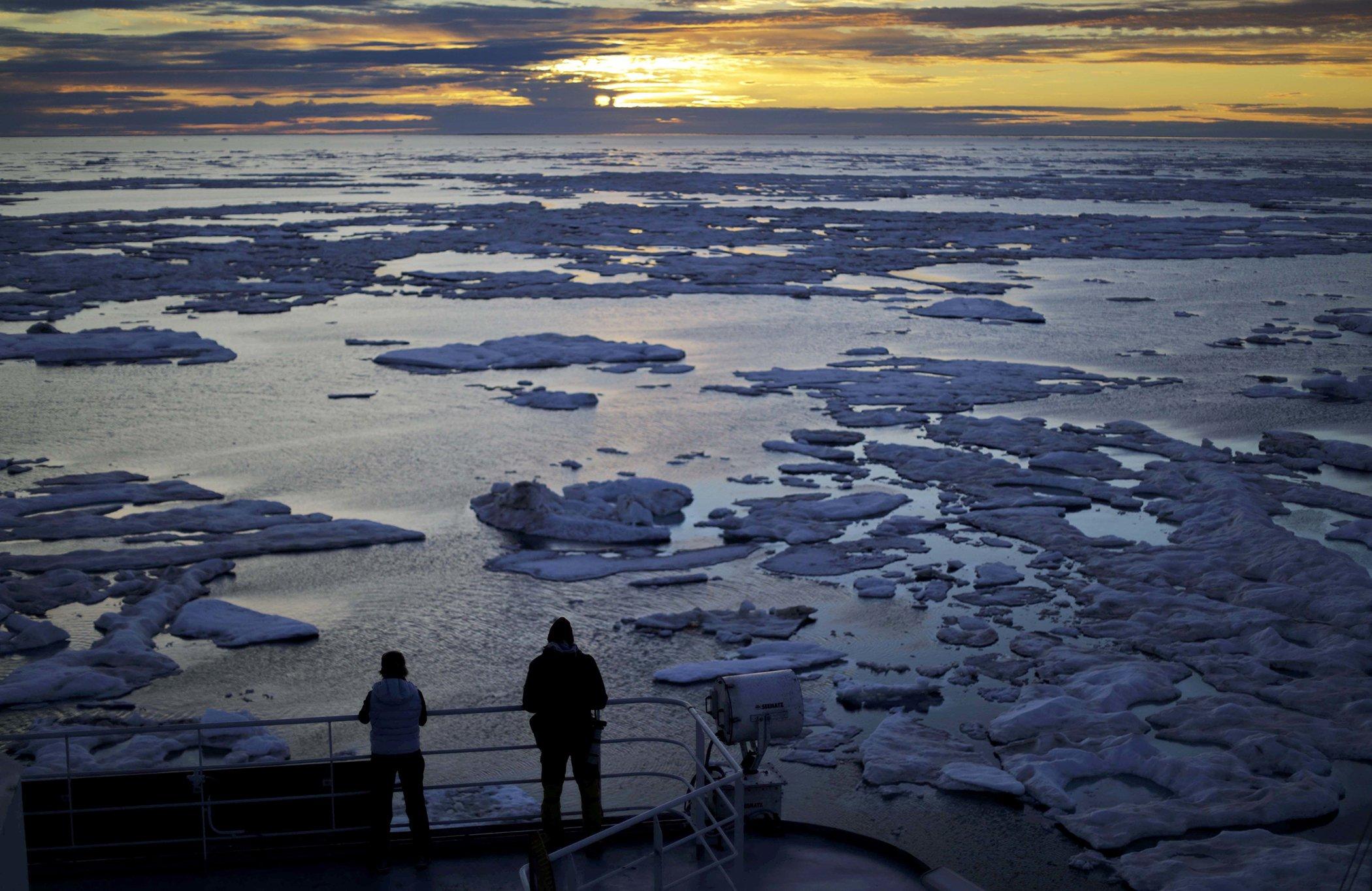 Ученые назвали страны, которые исчезнут из-за глобального потепления