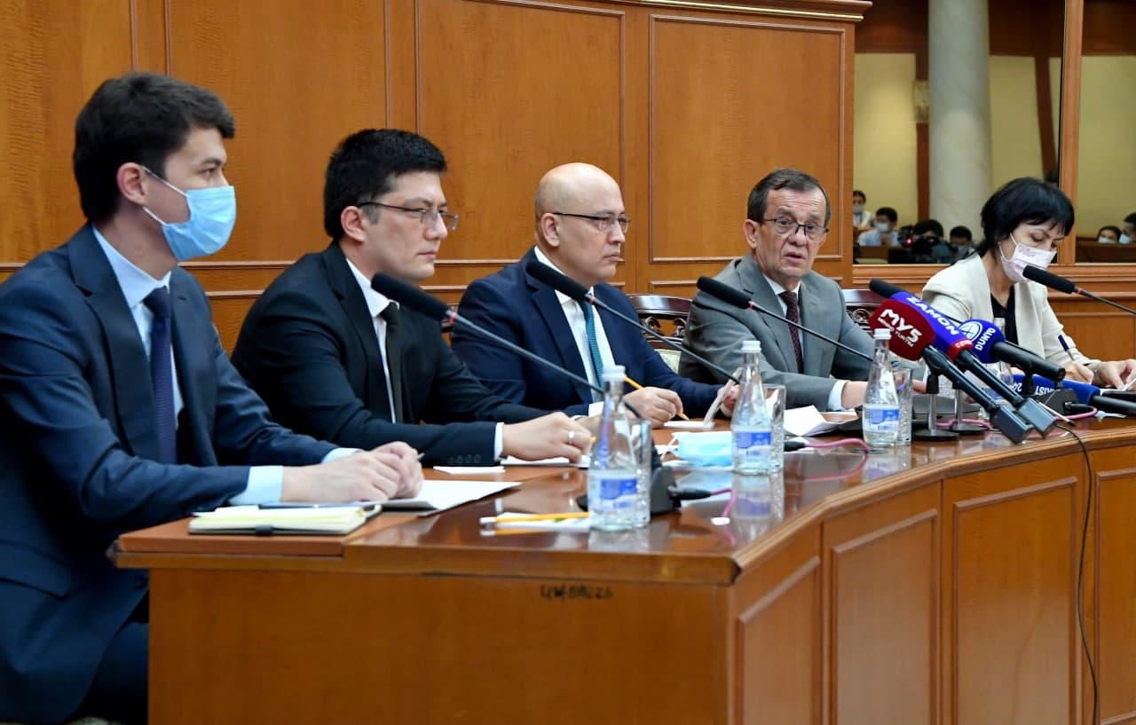 В МИДе обсудили обеспечение участия в выборах узбекистанцев за рубежом