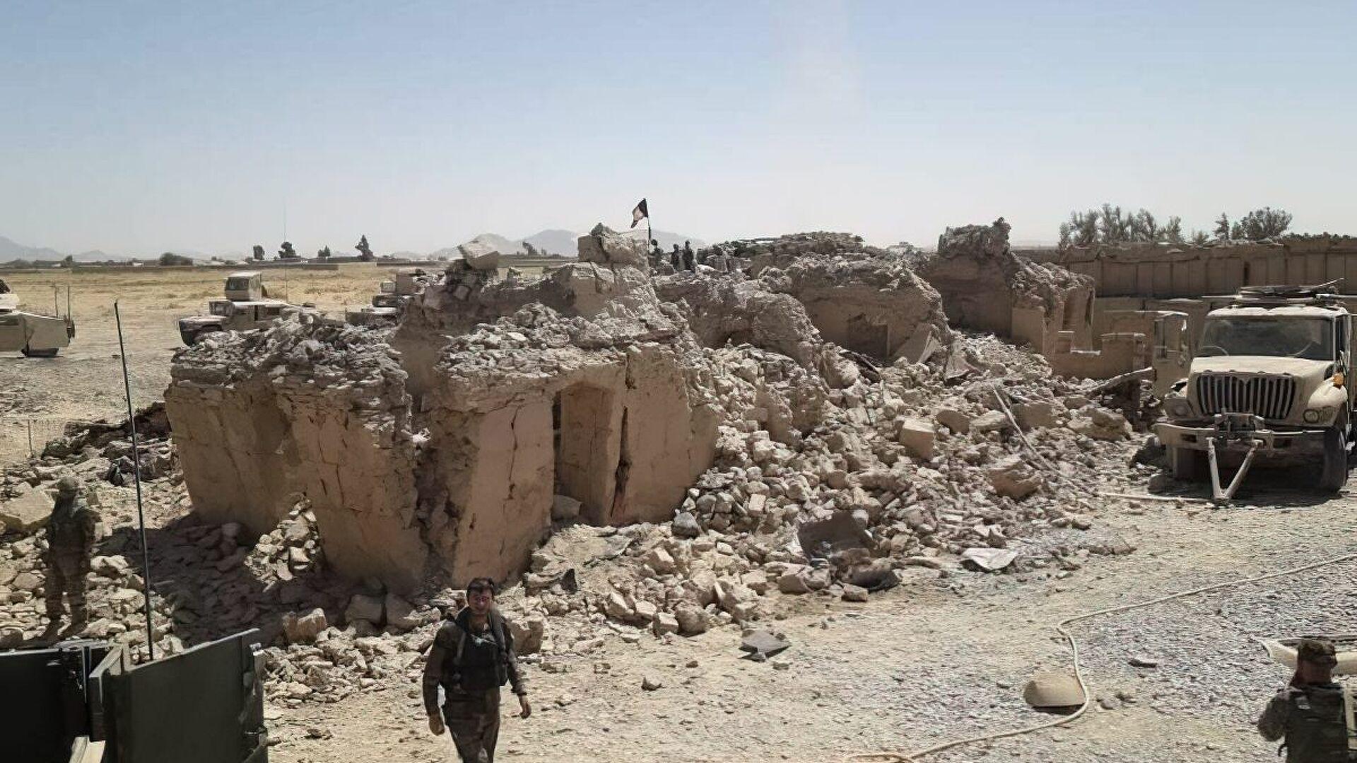Талибы захватили третий по величине город Афганистана