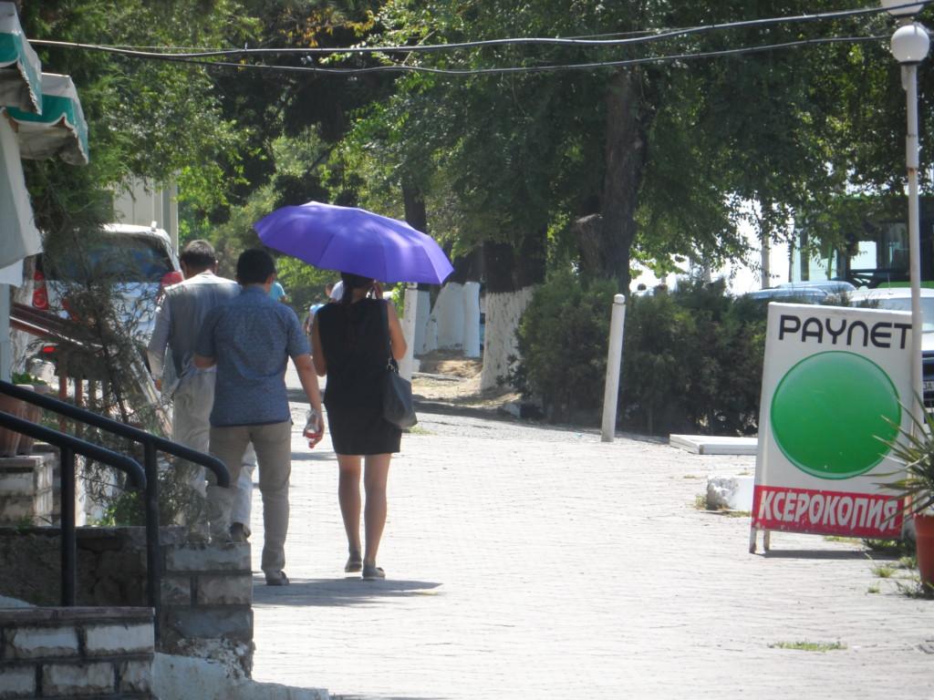 Воздух слегка остынет: Коротко о погоде на 12 августа