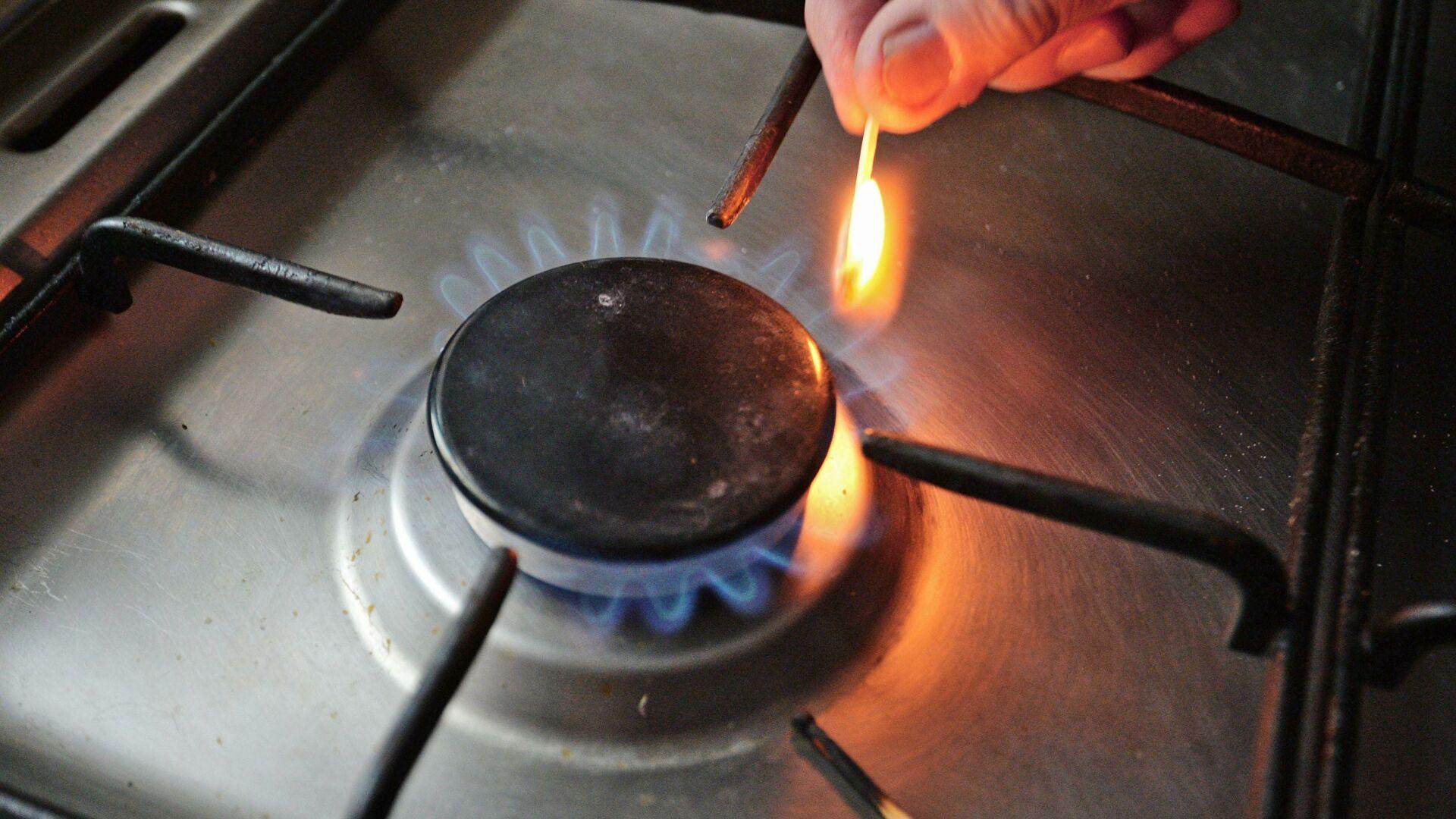 В двух районах столицы жители останутся без газа