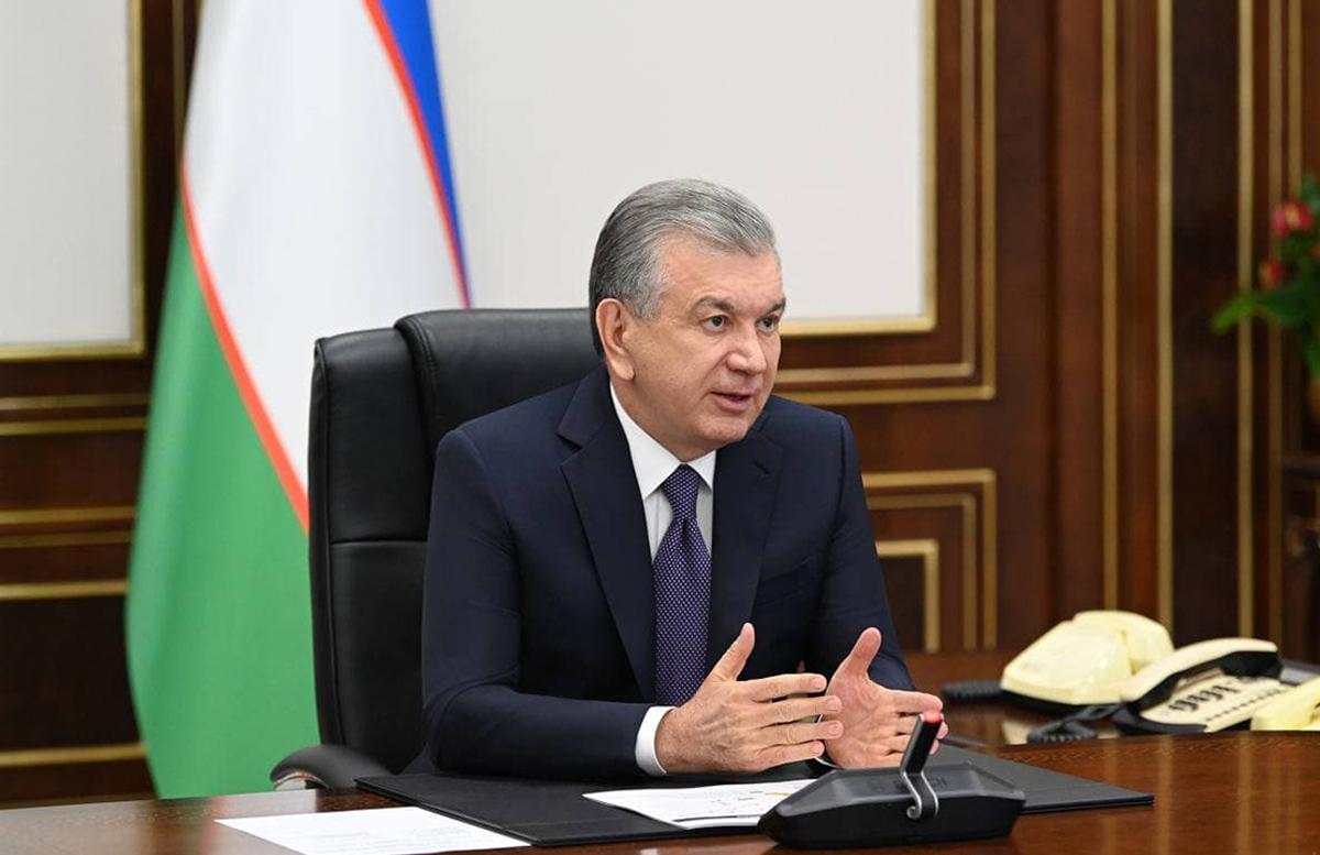 Шавкат Мирзиёев встретится с Олимпийской сборной Узбекистана