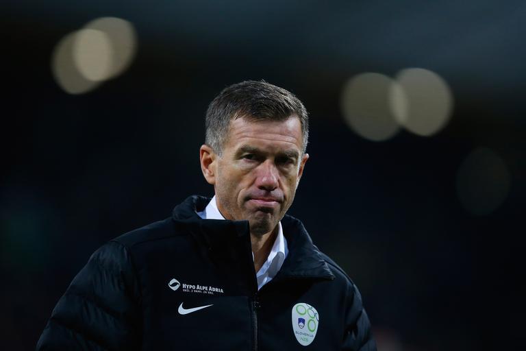 Сречко Катанеца выдвинули на пост главного тренера футбольной сборной