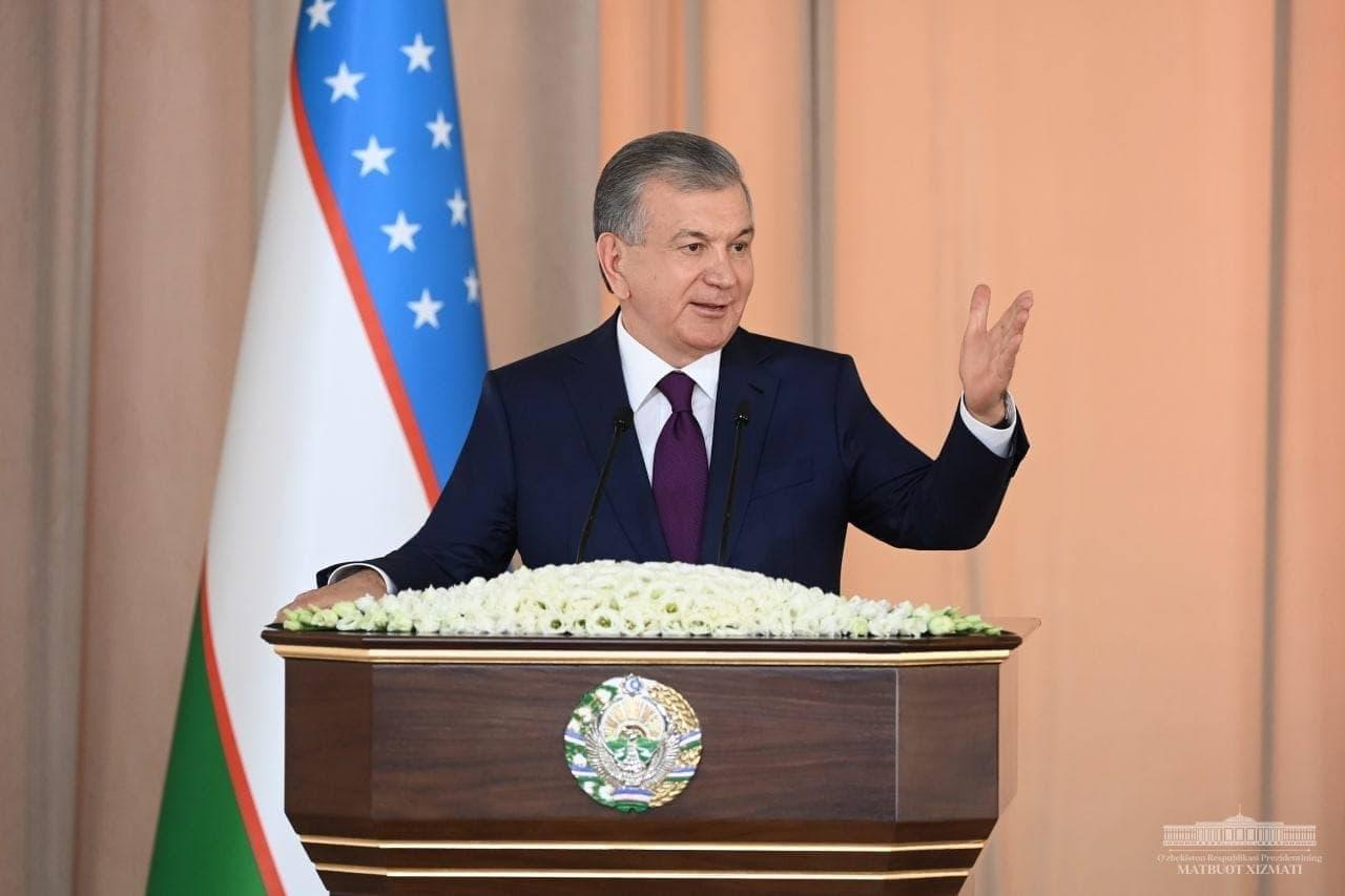 «Это действительно великий результат в истории узбекского спорта», — президент