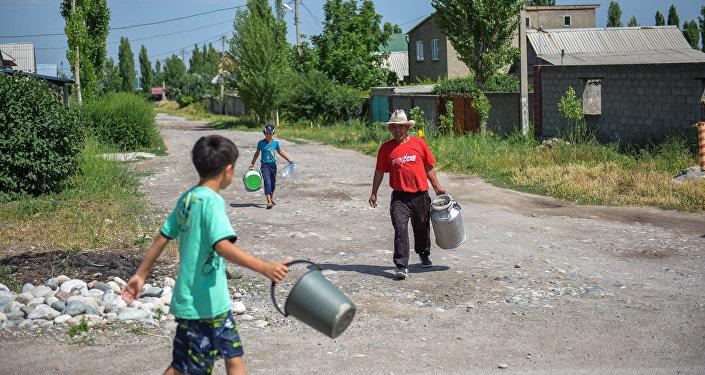Обнародованы регионы Узбекистана, имеющие наибольшие проблемы с питьевой водой