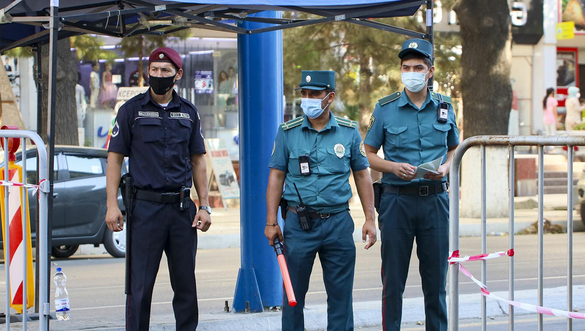 Названо число лишенных водительских прав узбекистанцев с начала года