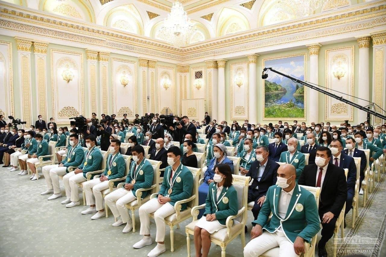 Оксане Чусовитиной присвоено звание «Заслуженный тренер Республики Узбекистан»