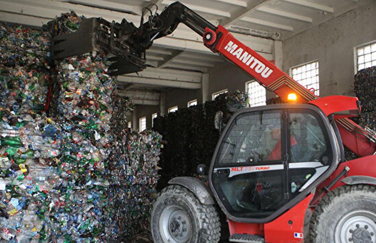 В Узбекистане усовершенствуют систему переработки мусора
