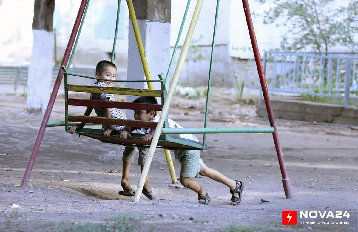 Узбекистанцам пообещали прохладу на выходных