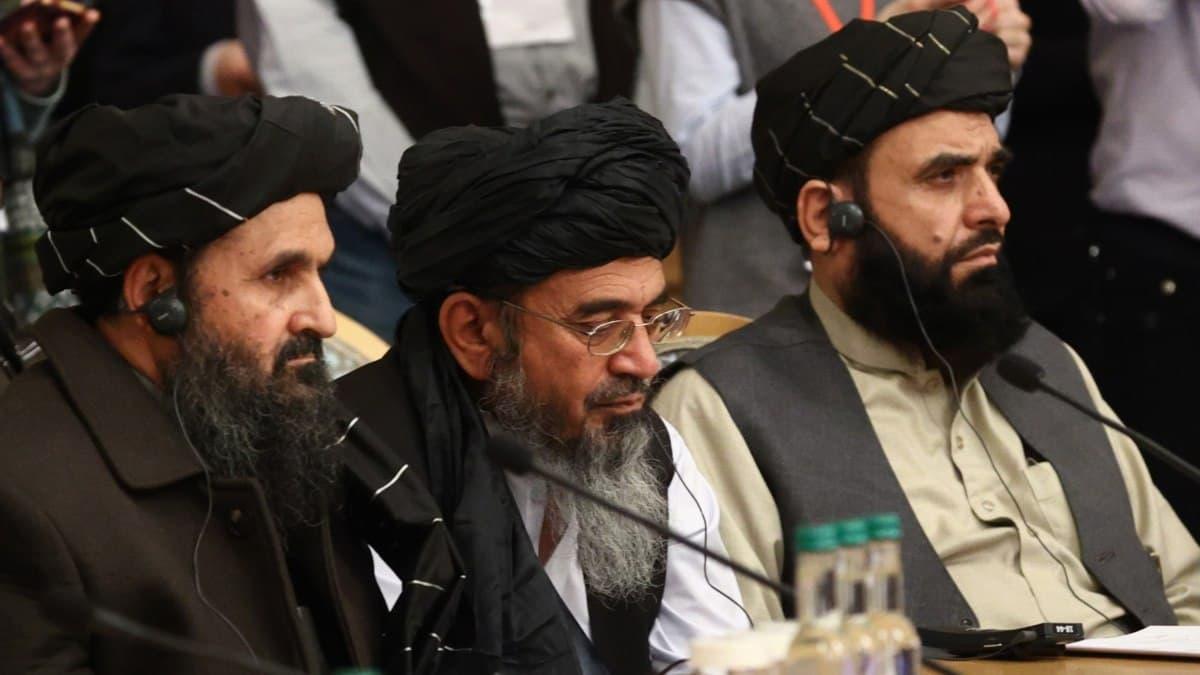 Дипломаты Узбекистана, Туркменистана и России встретились с представителями «Талибана»