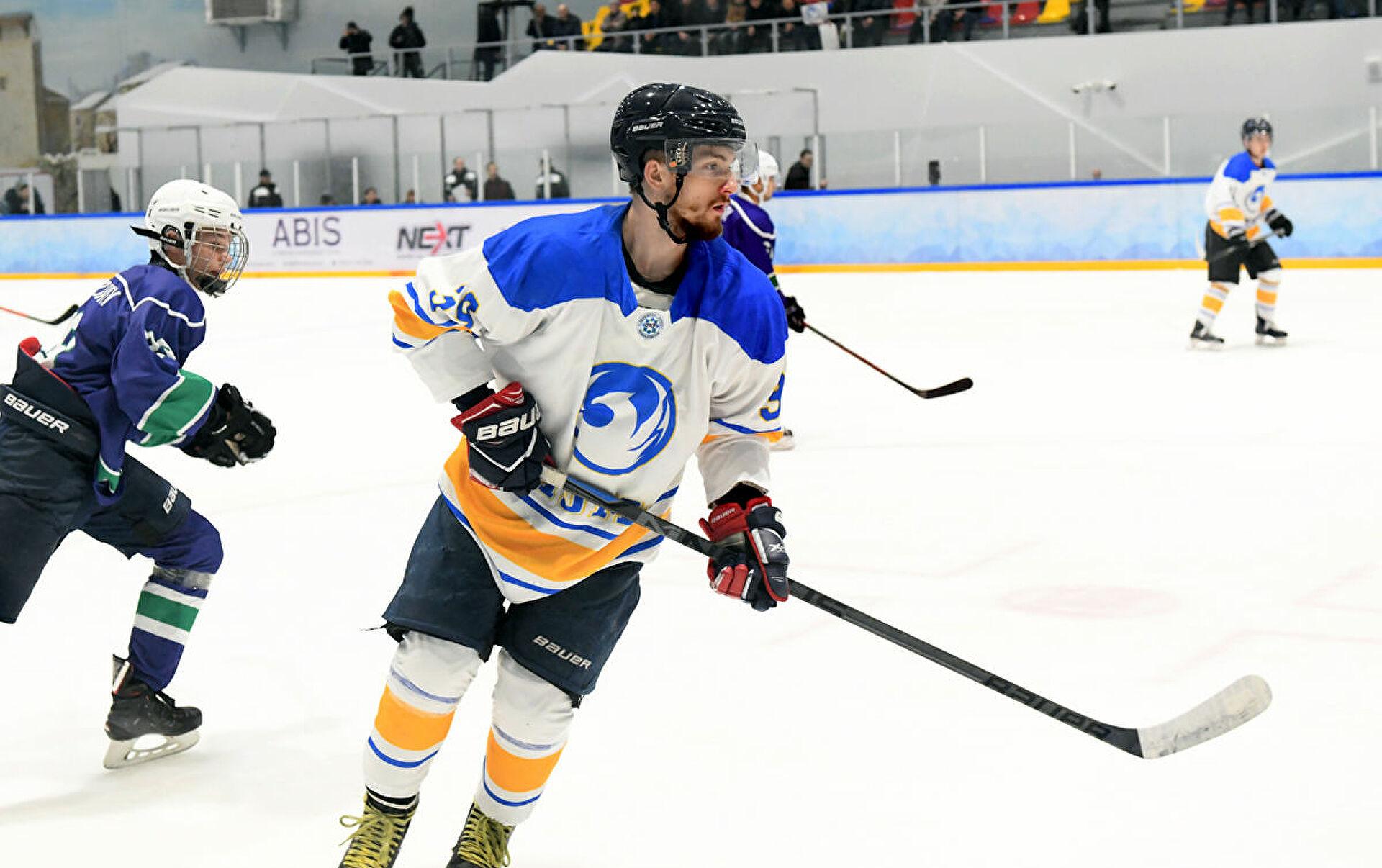 В Узбекистане создадут национальную сборную по хоккею