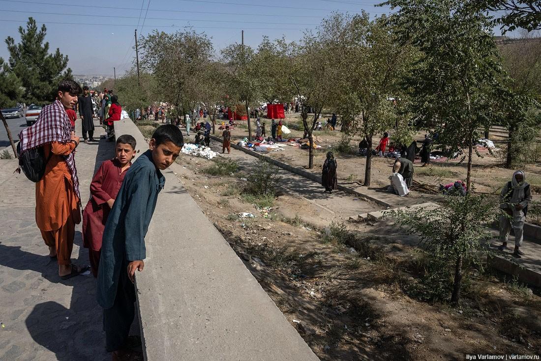 Талибы вплотную подошли к столице Афганистана