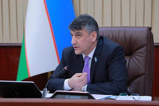 Алишер Кадыров предложил ввести новую главу в Уголовный кодекс