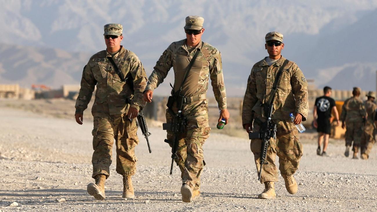 США перебросили дополнительные войска в Кабул