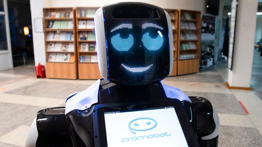 Необычный сотрудник: В Ташкенте появился робот-полицейский