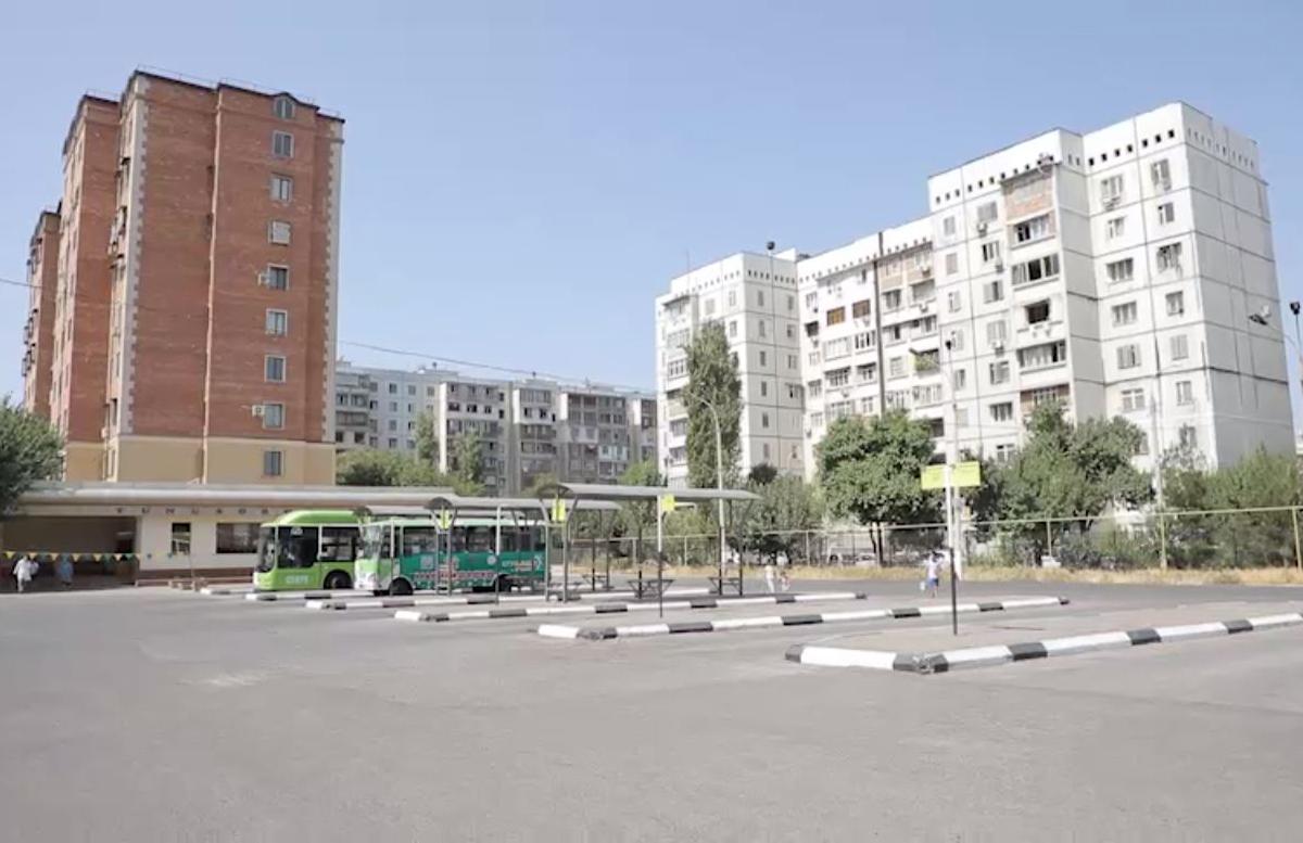 В Ташкенте в течении пяти лет реконструируют 12 автовокзалов