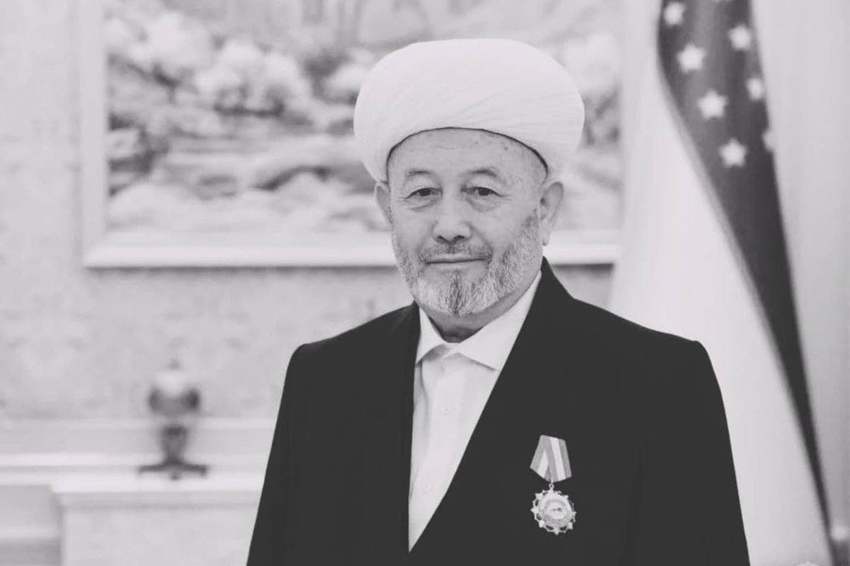 Шавкат Мирзиёев выразил соболезнования в связи с кончиной главного Муфтия Усмонхона Алимова