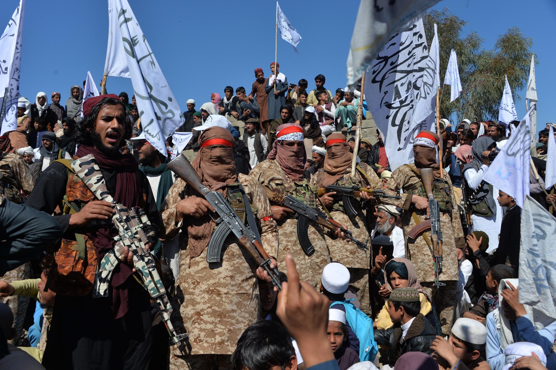 Талибы обяжут иностранцев пройти регистрацию у представителей движения