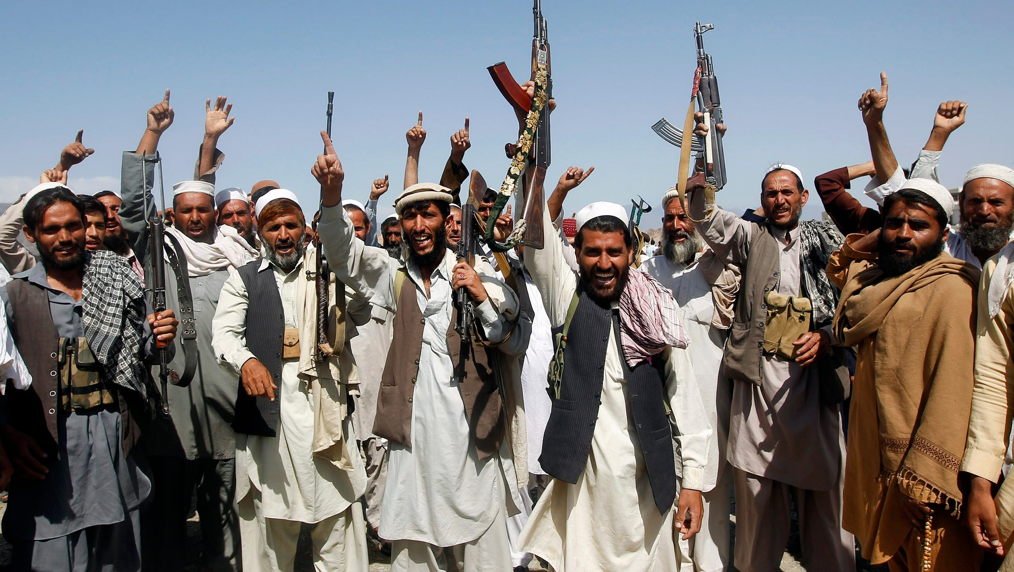 Передача власти в Афганистане произойдёт мирным путём