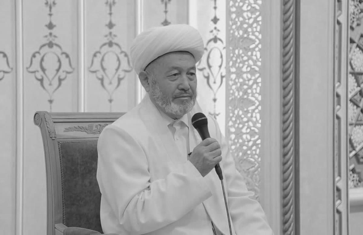 Скончался председатель Управления мусульман Узбекистана и главный Муфтий Усмонхон Алимов