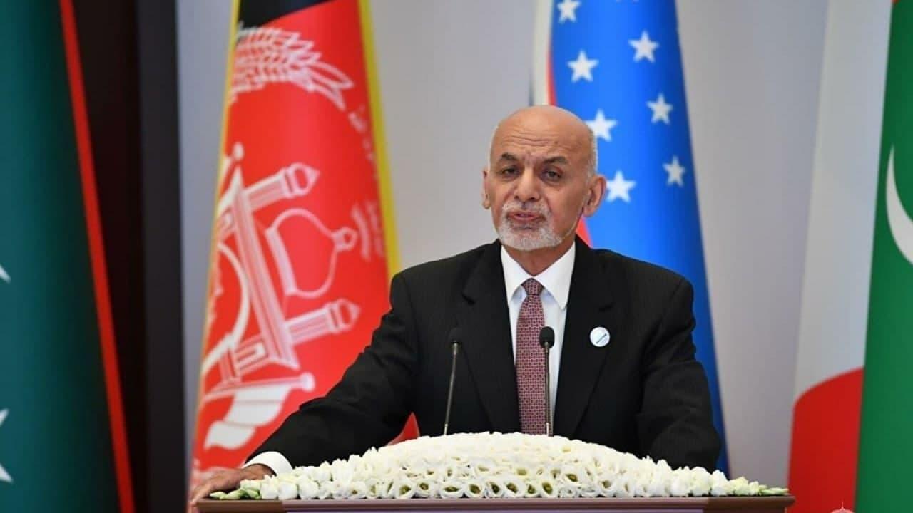 В посольстве Афганистана не подтвердили нахождение Ашрафа Гани в Узбекистане