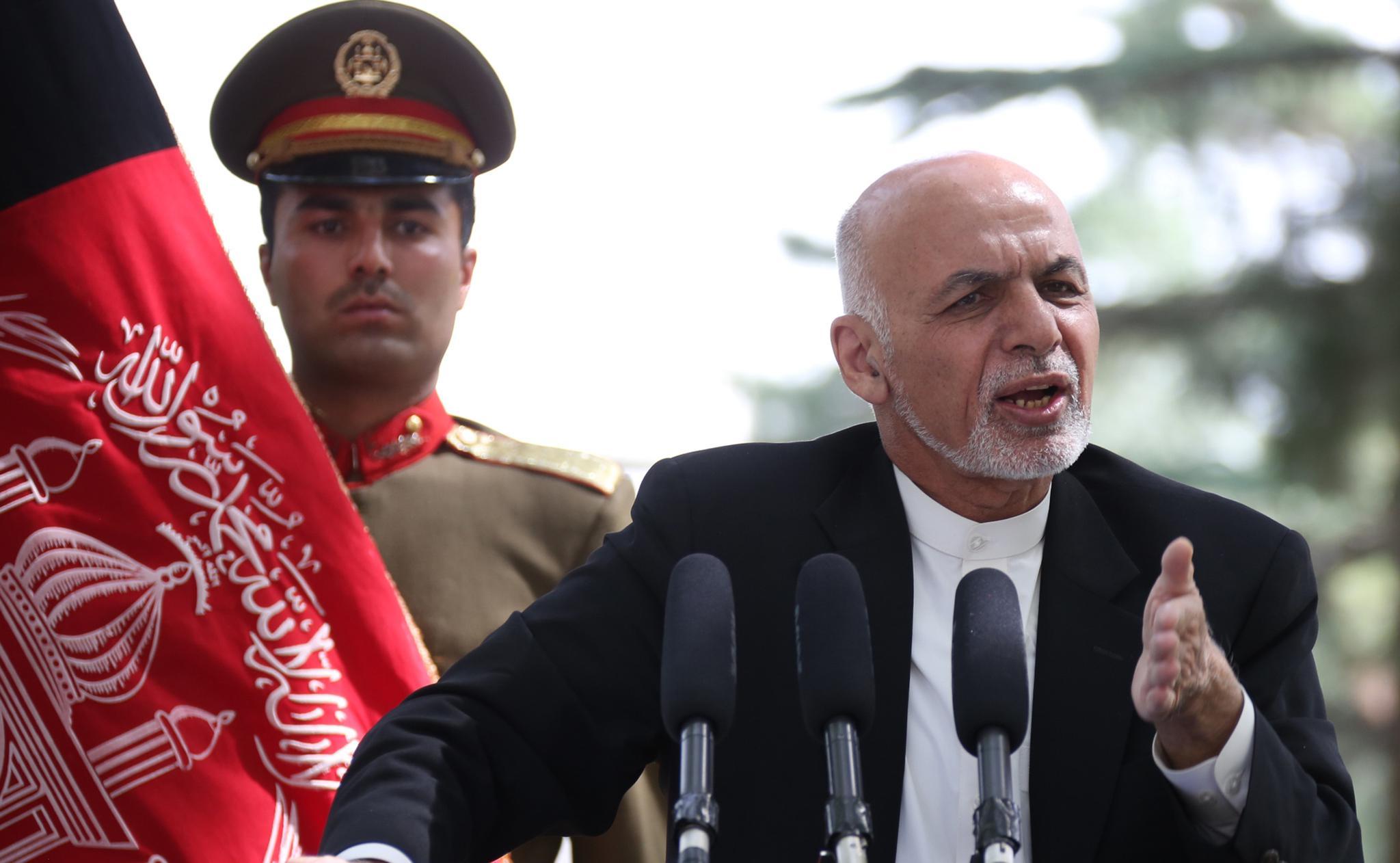 Скоро мы нанесем поражение движению «Талибан», — заявил Ашраф Гани
